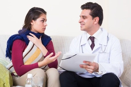 Aplicativos oferecem aos pacientes atendimento domiciliar