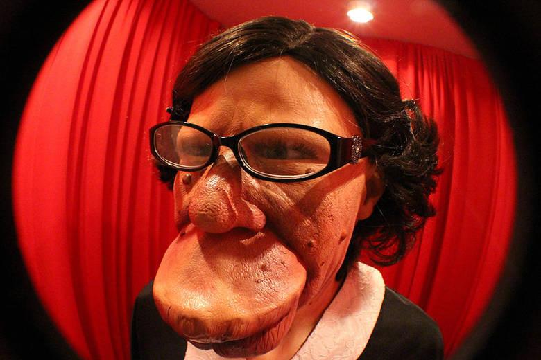 A foto da mulher mais feia do mundo 2