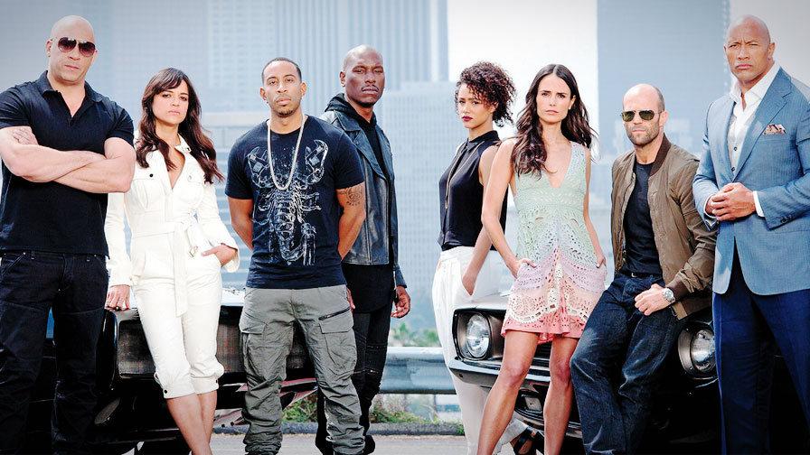Filha de Vin Diesel aparece em novo vídeo cheio de ação dos bastidores de Velozes e Furiosos 8