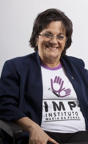 Maria da Penha, 71 anos, luta por direitos e proteção às mulheres há mais de 30 anos