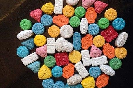 Existem 136 tipos diferentes de drogas proibidas no Brasil