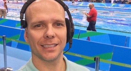 Fernando Scherer ganhou bronze em Atlanta 1996 nos 50 m