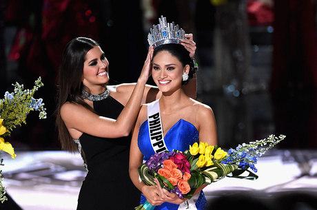 Atual Miss Universo, Pia Alonzo Wurtzbach, é das Filipinas