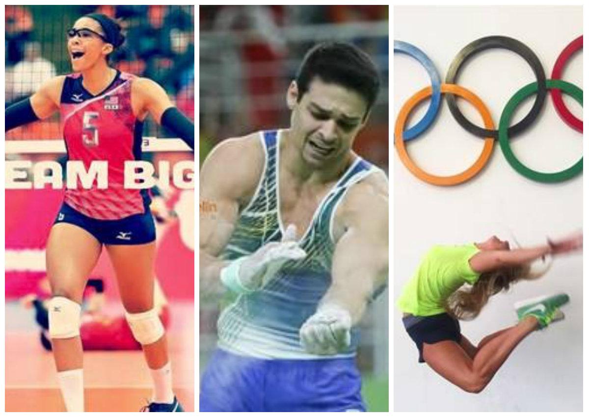 Veja As Frases Inspiradoras Que Os Atletas Olímpicos Postam