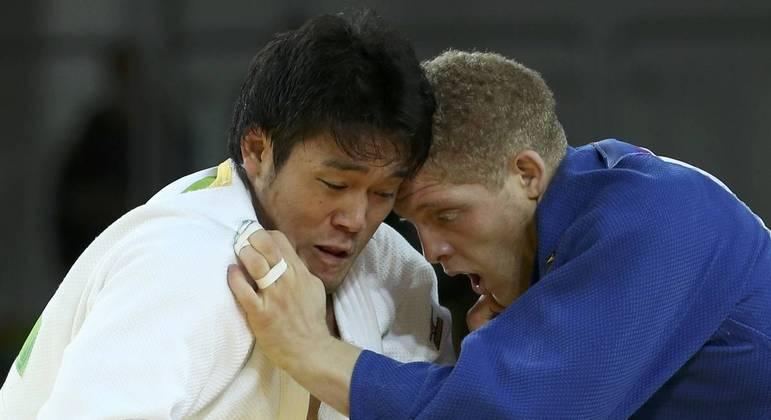 Rafael Buzacarini disputou também os Jogos Olímpicos do Rio, em 2016