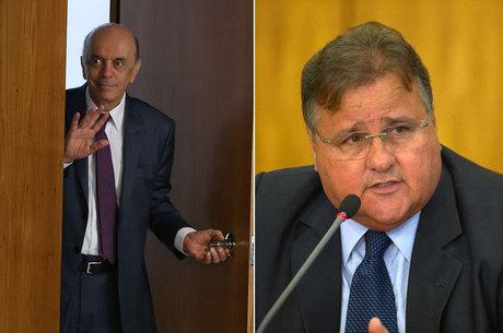 Lava Jato: Executivos da Odebrecht e OAS miram Serra e Geddel