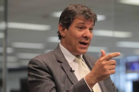 Fernando Haddad (PT) afirmou ser o prefeito de SP que mais combateu a corrupção