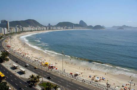 Praia de Copacabana receberia piloto do projeto