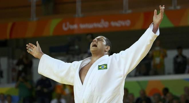 Rafael Silva, o Baby, tem duas medalhas de bronze em Jogos Olímpicos