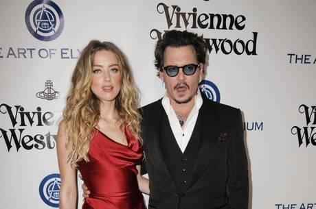 Amber Heard e Johnny Depp: separação gerou indenização