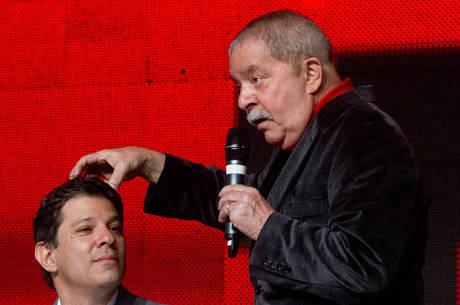 Haddad foi considerado herdeiro de Lula, mas sumiu, ninguém sabe, ninguém viu