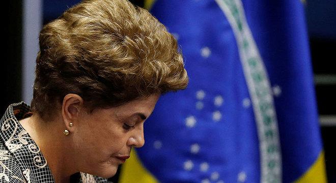 Após 5 anos e 5 meses no poder, Dilma Rousseff se despediu oficialmente do Palácio do Planalto