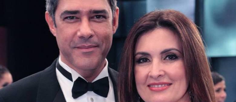 Bonner e Fátima foram casados por mais de 20 anos