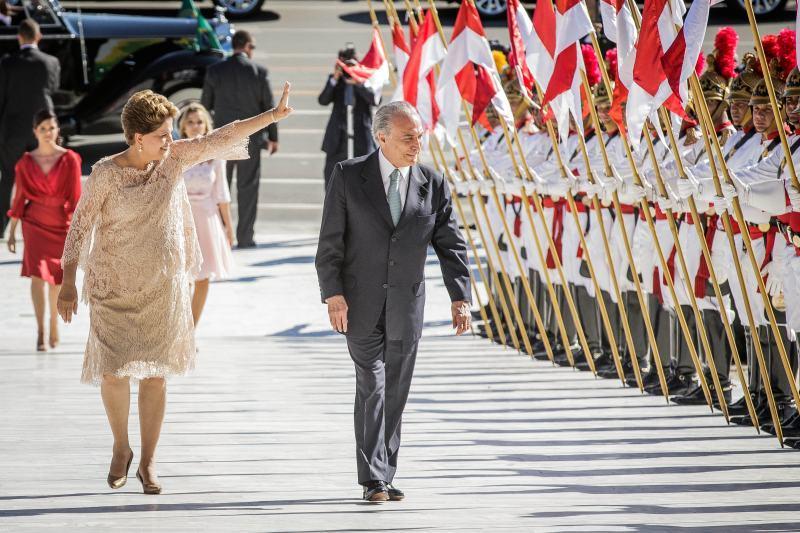 Ministro do TSE libera ação contra chapa Dilma-Temer para julgamento
