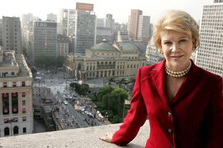 Marta Suplicy (PMDB) comandou a prefeitura de 2001 a 2004. Ela diz hoje se arrepender dos tributos