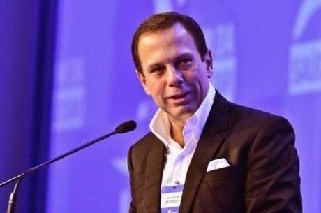 Doria fez duras críticas ao adversário petista, Fernando Haddad
