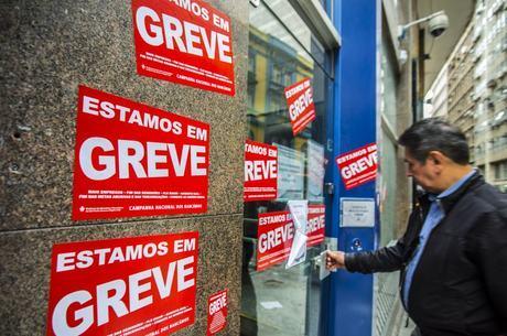 Greve foi aprovada pelos bancários de SP e região