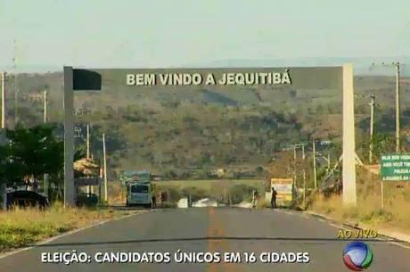 Jequitibá é uma das cidades mineiras com apenas um candidato à prefeitura