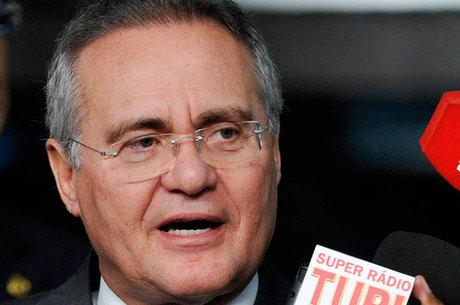 Calheiros diz que varreduras feitas pela Polícia do Senado são legais