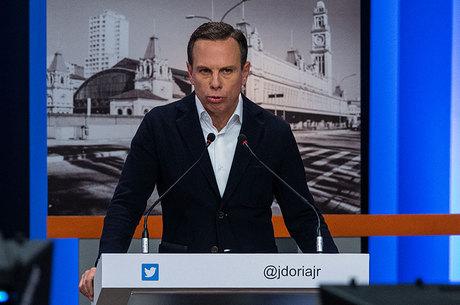 Candidato João Doria Jr (PSDB) perdeu apoiadores do próprio PSDB