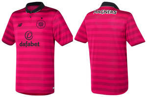 Não é só no Brasil. Terceiros uniformes de clubes europeus fogem bastante  das tradições f2ca1eddbf6ea