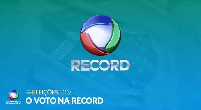 Debates eleitorais serão transmitidos simultaneamente pelo R7 e pela Rede Record hoje à noite
