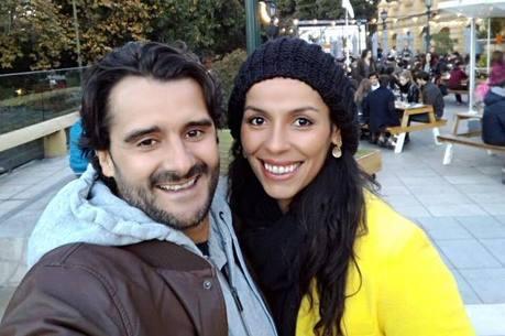 Paula e Folhas estão juntos há 16 anos