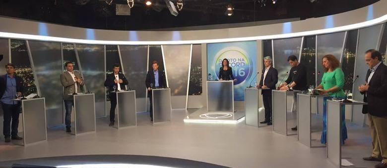 A uma semana das eleições municipais, candidatos apresentaram propostas para o Rio