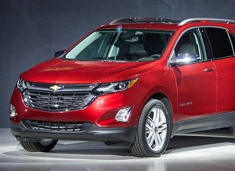 Chevrolet Equinox chega no 2º semestre para substituir o Captiva