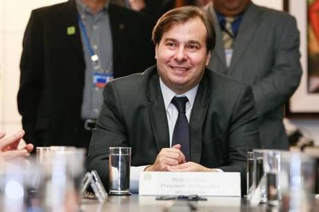 Maia quer rever limite de gastos dos parlamentares