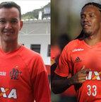 Rever e Rafael Vaz (Flamengo)