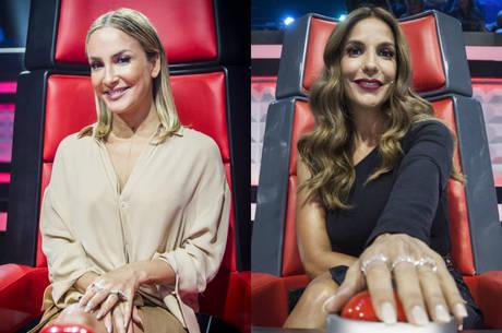 Claudia e Ivete podem trabalhar juntas no The Voice