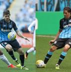Kannemann e Pedro Geromel (Grêmio)