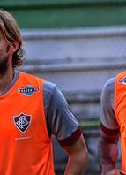 Henrique e Gum (Fluminense)