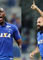 Manoel e Bruno Rodrigo (Cruzeiro)