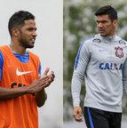 Yago e Balbuena (Corinthians)