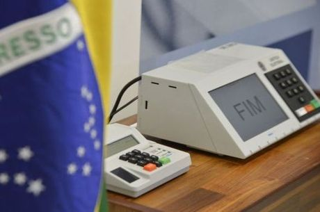 Urnas eleitorais ficarão abertas das 8h e às 17h