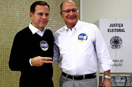 Eleições 2018: eleitor de Doria não é o mesmo eleitor de Alckmin