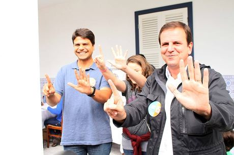 Pedro Paulo concorreu ao cargo de prefeito do Rio em 2016