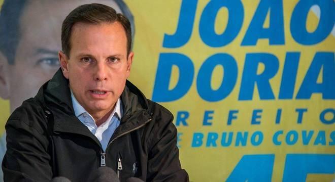 Joao Doria foi eleito prefeito de São Paulo em primeiro turno neste domingo (2)
