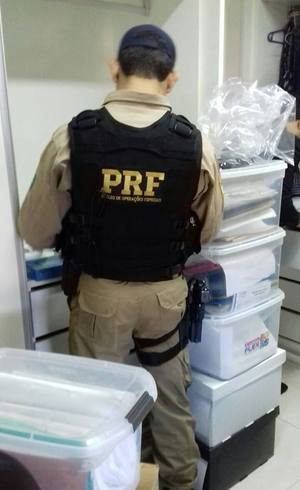 As autoridades judiciais cobraram vantagem ilícita que envolveu o valor total de aproximadamente 500 milhões, diz PRF