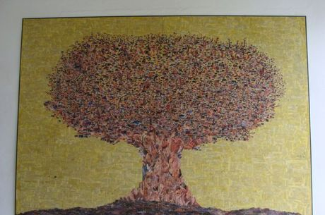 Colagens de Silvio Alvarez vão ser expostas no Conjunto Nacional, em São Paulo