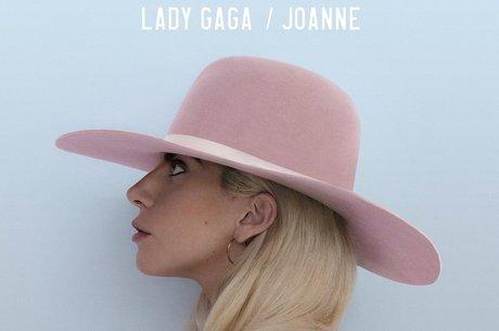 Capa do Joanne, novo CD de Gaga, lançado nesta sexta (21)