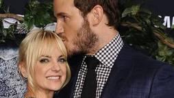 Chris Pratt suspeita que Anna Faris o teria traído durante casamento, afirma site ()