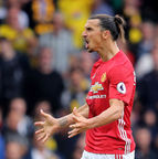 Zlatan Ibrahimović (Manchester United)