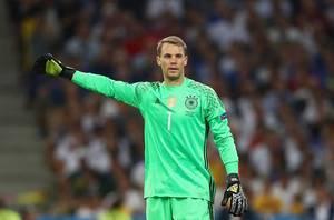 8e273dca187 Ele já havia sido  Manuel Neuer (Bayern de Munique   Alemanha) ...