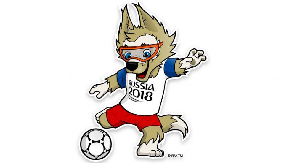 b30e0e880e ... O mascote da Copa da Rússia 2018 foi apresentado para o mundo  recentemente e já conquistou ...