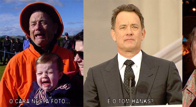 Tom Hanks pode ter ganhado dois Oscars, mas Bill Murray... Ah, ele é o Bill Murray!