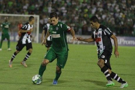 Fumagalli é o principal jogador do Guarani na atualidade
