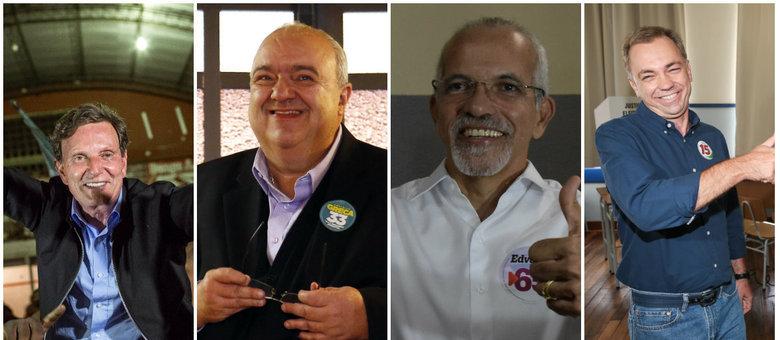 Municípios de 21 Estados definiram seus novos prefeitos em segundo turno, neste domingo (30)